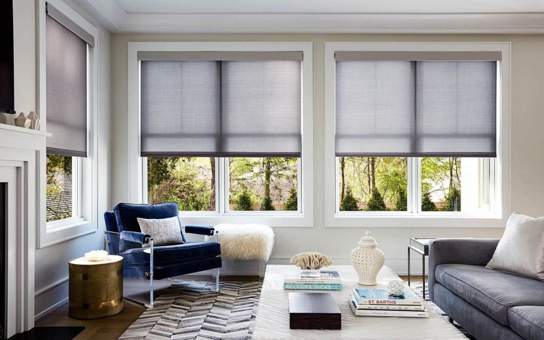 Spruce Up Your Living Room with These Awesome Window Covering Options