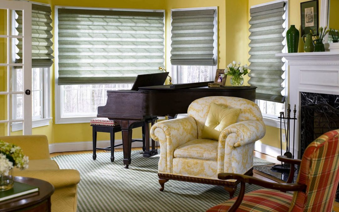 4 Questions to Ask about Roman Blinds